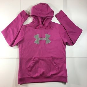 Under Armour Women's Pullover Hoodie (XL)